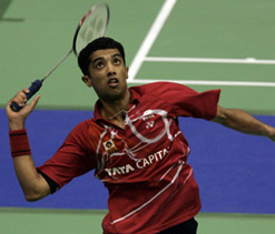 Arvind, Anand reach second round of German Open