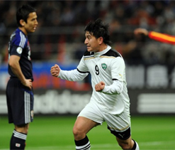 Uzbekistan stun Japan in World Cup qualifier