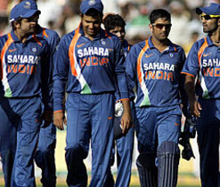 Sahara withdraws Team India sponsorship; pulls out of IPL too
