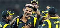 India start ODI series with a crushing loss to Australia
