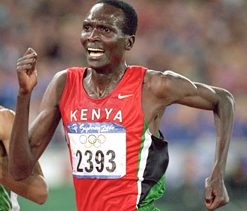 World marathon record will soon fall: Kenyan runners