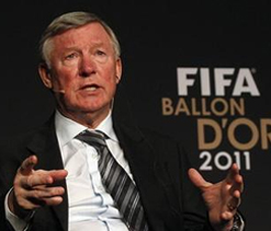Ferguson calls for hard line on racism