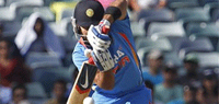India clinch Perth ODI by 4 wickets