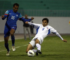 India bow out of AFC Challenge after 0-2 loss to Philippines