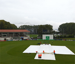 Rain play spoilsport as SA settle for draw against NZ in 1st Test