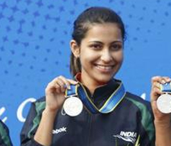 NRAI sends Heena Sidhu`s name to ISSF