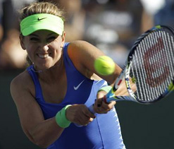 Azarenka and Li ease into fourth round