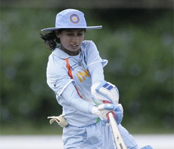 Indian eves lose by 221 runs against Australia in Mumbai ODI