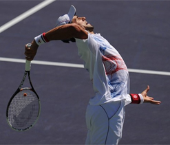 Djokovic storms into semis at Indian Wells