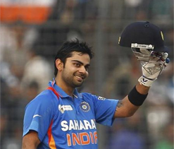List of 13 ODI centuries scored by Kohli