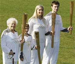 London games organisers unveil Olympic torch route