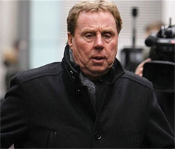 Redknapp feared the worst after Bolton's Muamba collapsed