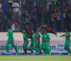 Statistical highlights: Bangladesh vs Sri Lanka