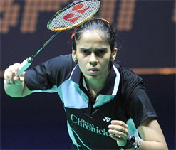 I need to calm myself down: Saina
