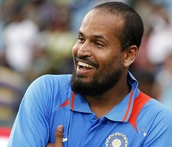 Yusuf Pathan engaged in a private ceremony
