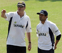 John Wright told me I could get hundred 100s: Tendulkar