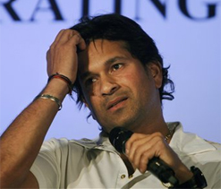 No plans to retire, Tendulkar hints 2015 WC is possible
