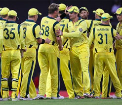 Oz at risk of losing World No.1 ODI status after drawn series against Windies