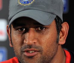 Fatigue will not be a real factor, says Dhoni