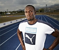 Maths and Olympics: How fast could Usain Bolt run?