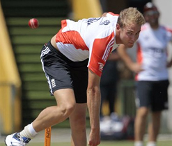 Broad on course to miss IPL for second year running