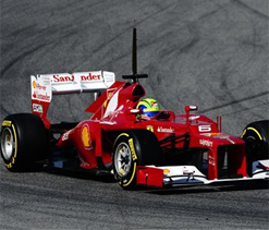 Alonso, Massa silent over Ferrari's chances in 2012-13 F-1 season
