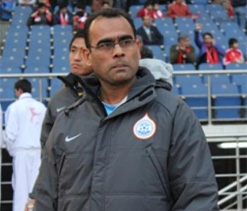 Indian footballers leave for AFC Challenge Cup