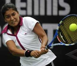 Prerna knocked out in first round of ITF meet