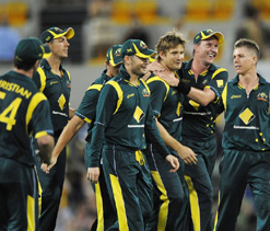 Australia will seek to clinch the title on Tuesday itself