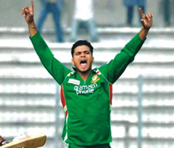 Bangladesh recall Mortaza, drop Iqbal from Asia Cup squad