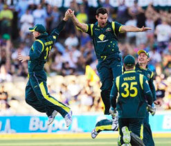 Five star McKay drives Australia to series win