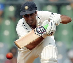 Rahul Dravid: The child of a lesser God