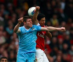 Money cannot buy Man City Premier League title: Milner