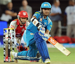 Ganguly warned for IPL Clothing Regulations violation