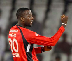 IPL dream come true for Kevon Cooper