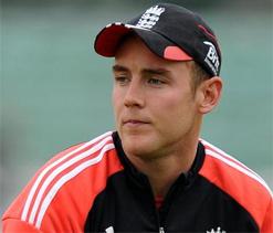 Stuart Broad ruled out of IPL