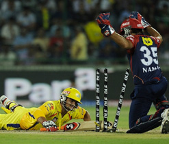 Delhi Daredevils vs Chennai Super Kings: As it happened...