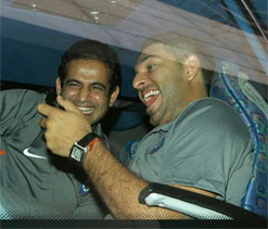 Irfan Pathan praises Yuvraj the fighter