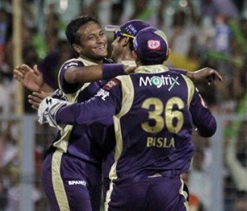 Feel at home at the Eden: Shakib