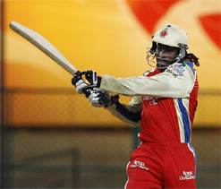 RCB hopes Gayle will fit in fifth bowler`s role