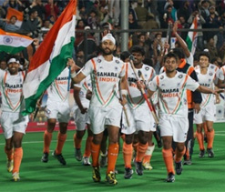 We`ll deliver at Olympics: Indian hockey players