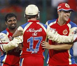 Rajasthan vs Bangalore: As it happened...