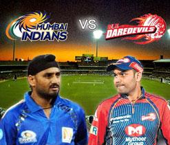 IPL: Delhi vs Mumbai: As it happened...