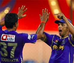 IPL: Rajasthan Royals start favourites against Deccan Chargers