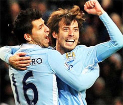 City trio on PFA player of year shortlist