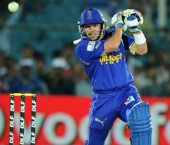 IPL: Hodge blitz powers Rajasthan Royals to victory over Deccan
