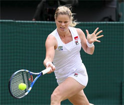 Clijsters to miss French Open with hip injury