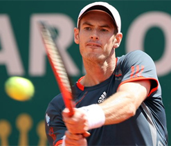 Murray through in Monte Carlo after Benneteau retires
