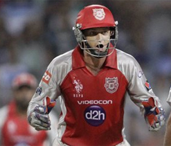 Gilchrist ruled out as Punjab take on Bangalore today