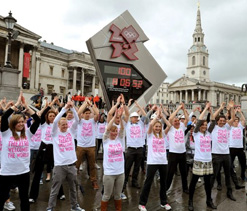 London`s West End optimistic about Olympics
